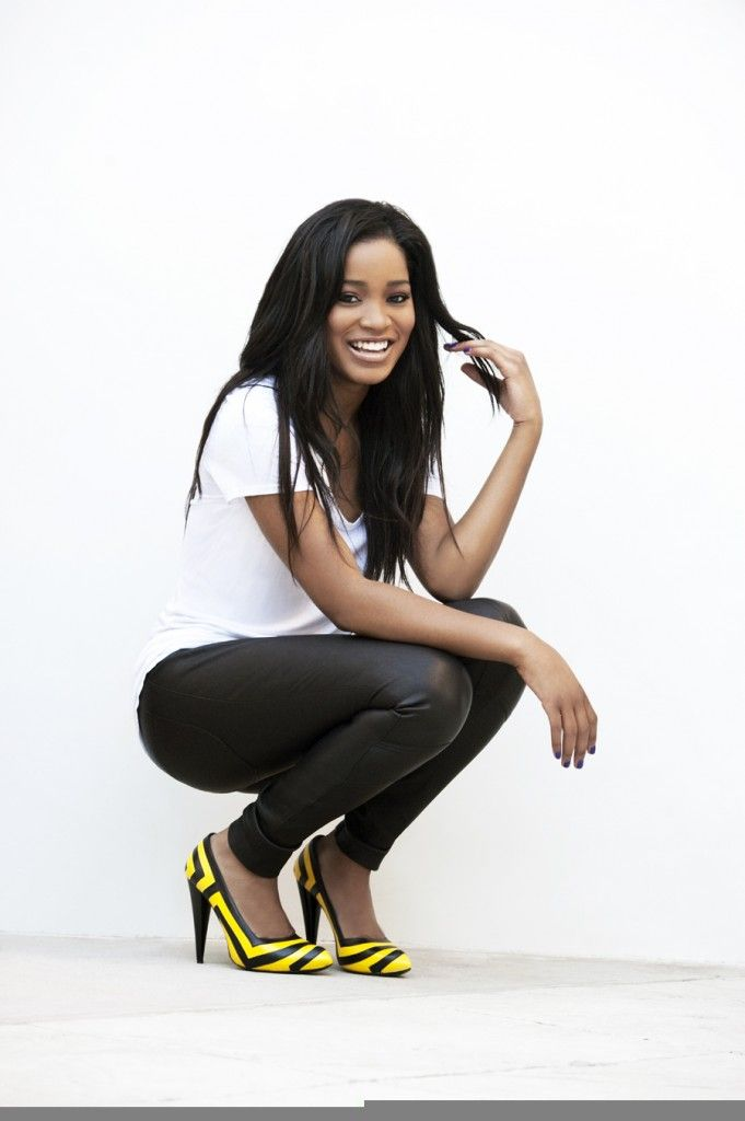 Keke Palmer shoes are always the finishing factor of any outfit