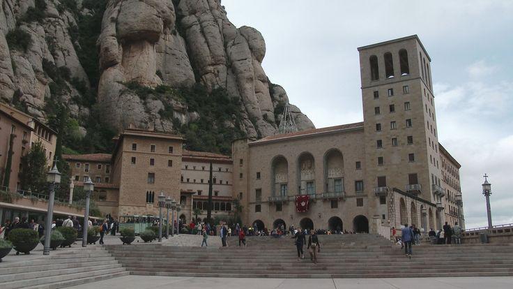 Montserrat, Catalonia - Spain 4K Travel Channel
