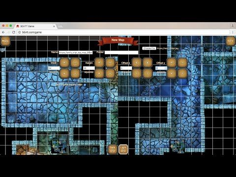 Easier Map Importing in 3D Virtual Tabletop Online — 3D Virtual Tabletop - role playing table online & on iPad, iPhone, Android & Kindle Fire