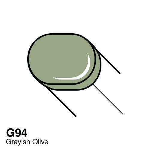 Copic Sketch Marker-G94 Grayish Olive