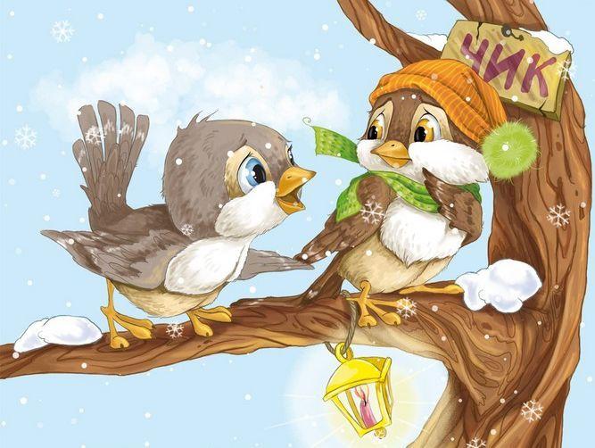 vtáčky