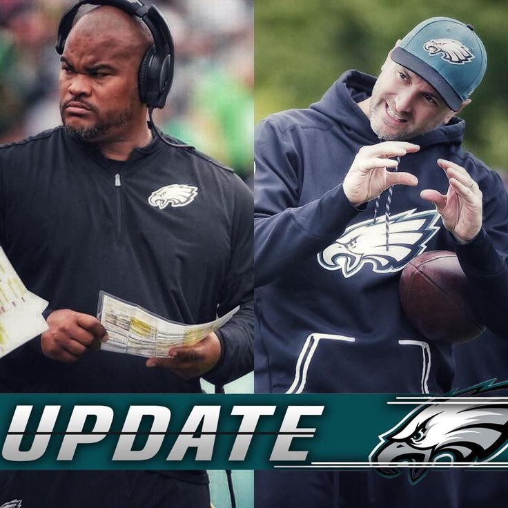 Doug Pederson will interview Eagles RBs coach Duce Staley and WRs coach Mike Groh for the offensive coordinator job. It will almost certainly be one of these two. - -  Who do you think deserves to get the job? ______________________________________________ #EaglesNation  #Eagles #FlyEaglesFly #GoEagles #PhiladelphiaEagles #Eagles #GoBirds #Philly #Philadelphia #WeBleedGreen #NFL #BirdGang #EaglesEverything #EaglesFootball
