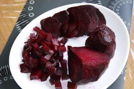 recette Cuisson des betteraves rouge (dont une façon très rapide)
