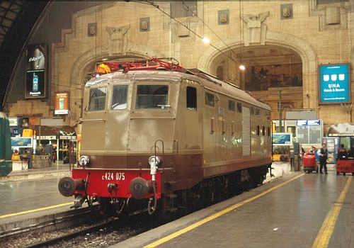 Italian trein rrailtouriyalia.com