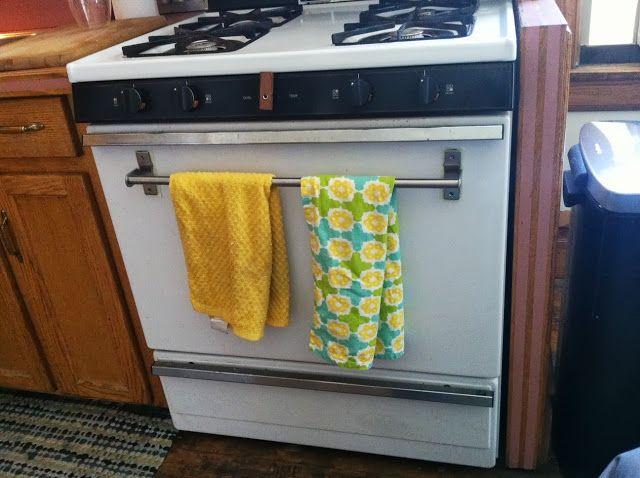 Grundtal magnetic towel rack - IKEA Hackers