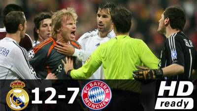 Real Madrid vs Bayern Munich 12-7 – All Goals in Champions League 2007-2017 HD -  Click link to view & comment:  http://www.naijavideonet.com/video/real-madrid-vs-bayern-munich-12-7-all-goals-in-champions-league-2007-2017-hd/