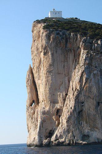 Ist das nicht Wahnsinn?  Sardinia - Alghero - Capo - Caccia, Italy