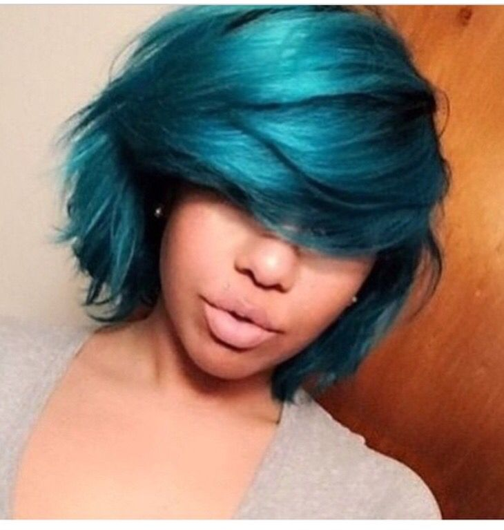 turqoiuse colored marley hair best 25 aqua hair ideas on ...