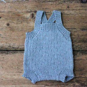 Som nævnt ofte før, elsker jeg at strikke babytøj og især nu, hvor der er så mange lækre økologiske garner at vælge imellem. De her små nuttede smækbukser strikkes i en spritny superblød økologisk bomuld, Mistral, fra Cewec Strikkeopskriften er i 3 størrelser, og det lille strukturmønster beskrives i opskriften. Strikkede smækbukser til baby Str.3/6-9/12-15/18 mdr. Det skal du bruge:…