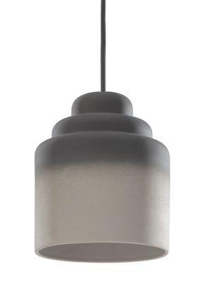 Suspension Jedee / Ø 16 cm - Porcelaine Gris - Spécimen Editions - Décoration et mobilier design avec Made in Design