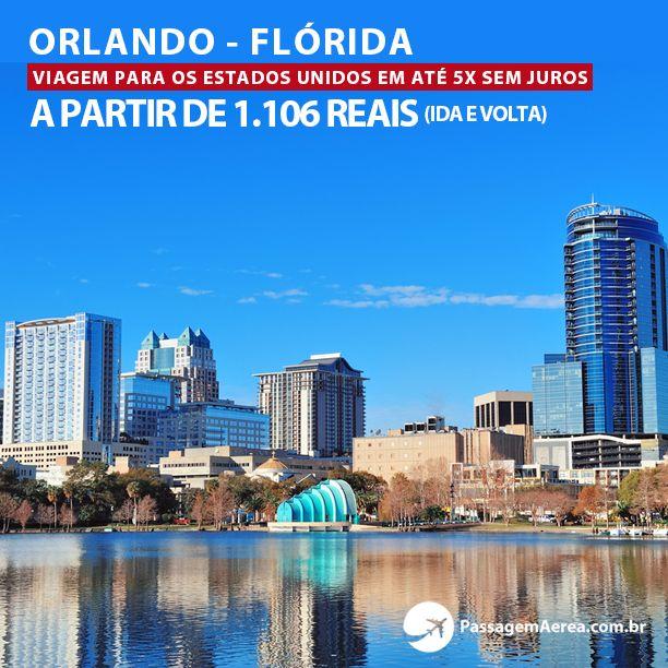 Procurando promoção de passagem aérea para Orlando?  Confira as melhores datas para você viajar em 2015: https://www.passagemaerea.com.br/promocional-orlando.html  #orlando #florida #estadosunidos #passagemaerea