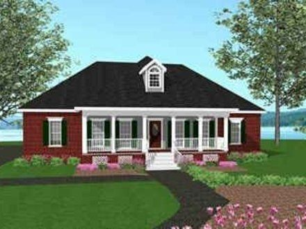 Best 10 hip roof design ideas on pinterest covered for Hip roof ranch house plans