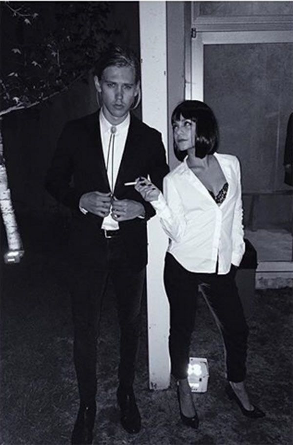 Rock the best Pulp Fiction Halloween costume just like Vanessa Hudgens -- learn how to copy her look!