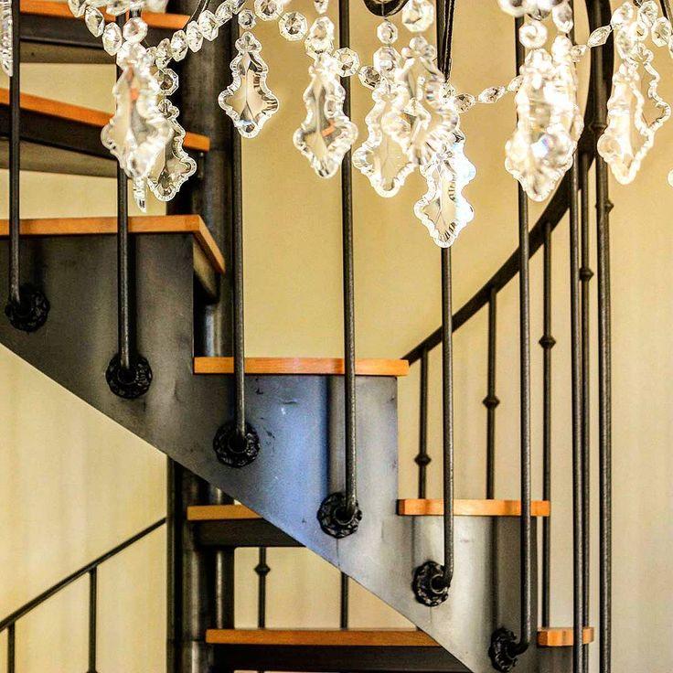 304 best images about un escalier en acier et bois on pinterest florence planes and metals - Escalier acier bois ...
