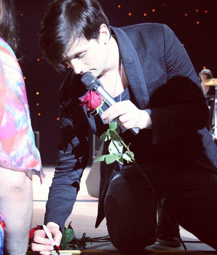 Red rose #ДмитрийКолдун