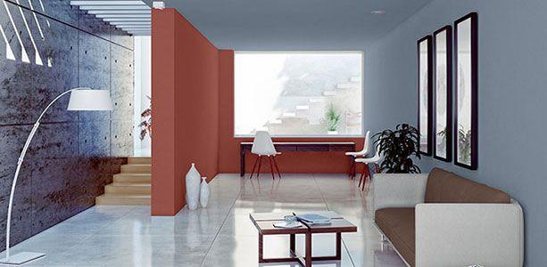 tendances peinture sico 2015 les couleurs vives l 39 honneur d cormag salons et s jours. Black Bedroom Furniture Sets. Home Design Ideas