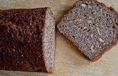 Nytt LCHF-bröd på linfrö med valnötter | Ordinationer