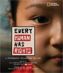 Every human has rights (National Geographic)