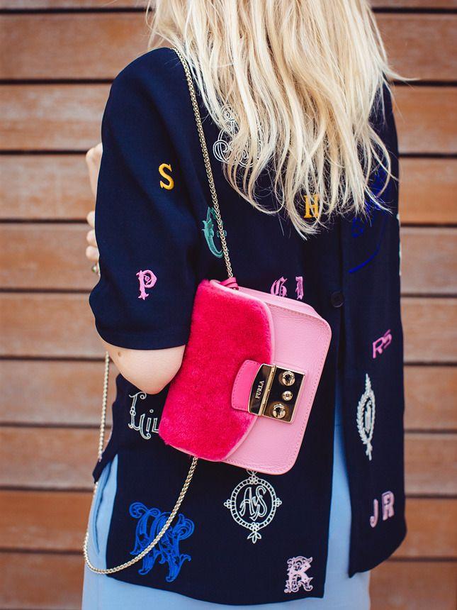 Чистый эксклюзив: выиграйте сумку Metropolis Mini Bag от Furla