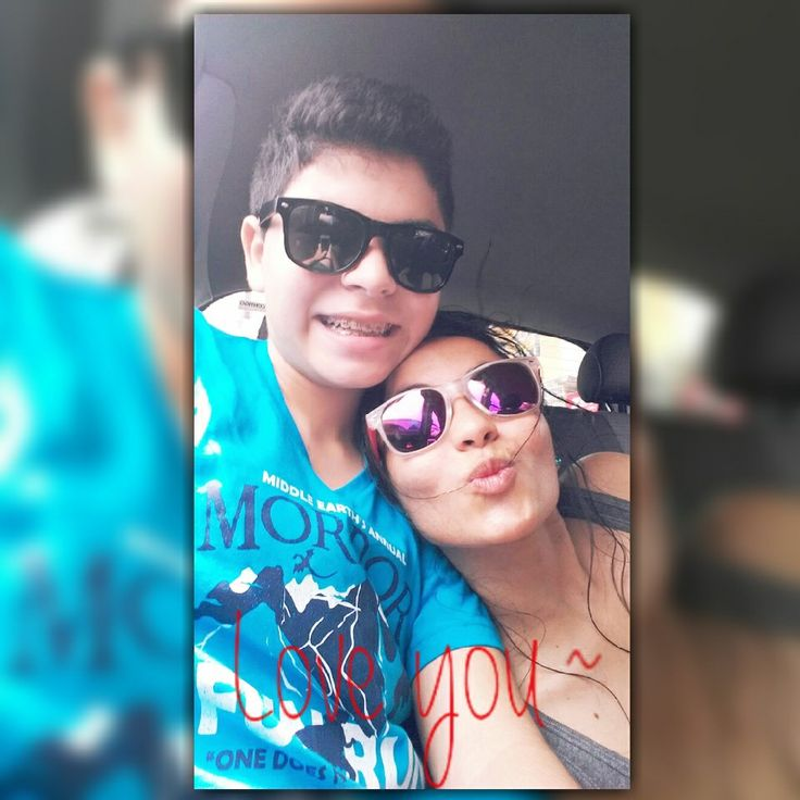 I love you brother ♥