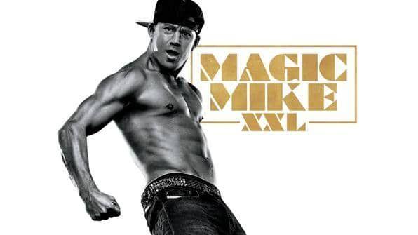 Magic Mike XXL, Movie on DVD, Comedy