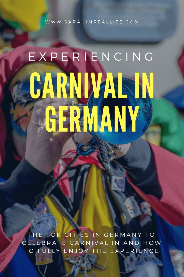 Experiencing Carnival In Germany: Where Idiosyncratic Disparty Unites | How to Celebrate Carnival in Germany | Essential Dates | Tips on How To Make the Most of Carnival Season