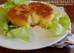 hamburger di patate e provola filante ricetta crocchette di patate fritte o al forno