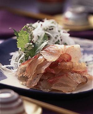白身魚の昆布じめ | 大久保恵子さんのレシピ【オレンジページnet】プロに教わる簡単おいしい献立レシピ