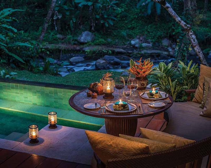 best luxury hotels in Bali - Four Seasons Sayan