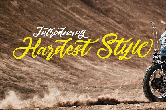 Hardest Style  by Putra Khan Studio on @creativemarket