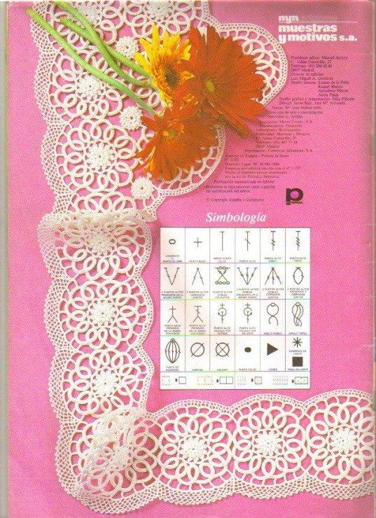 Tina's handicraft : book -80 designs for trimmings