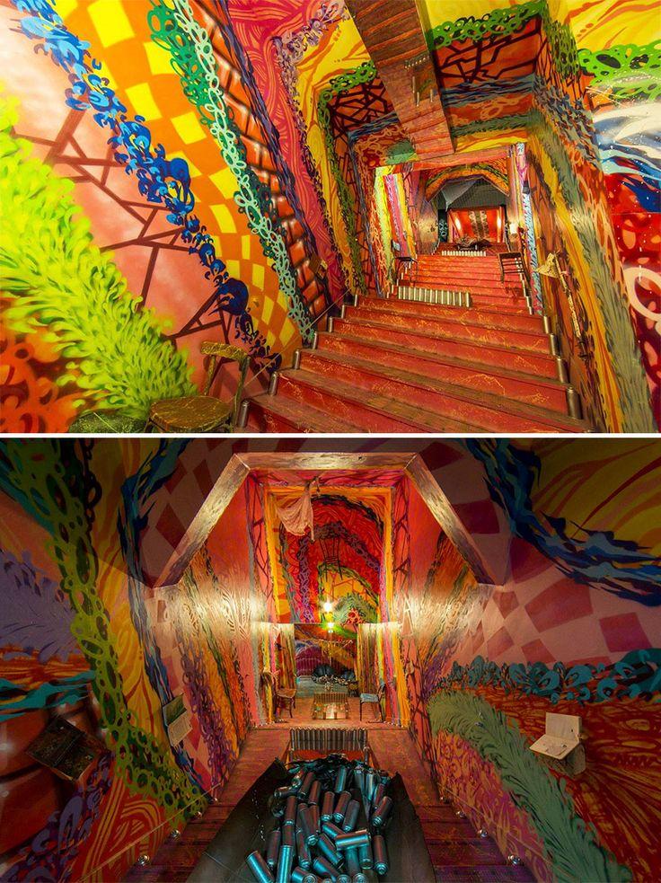 Une résidence étudiante de la Cité Internationale Universitaire de Paris a proposé à 100 artistes de jouer avec ses murs. Le résultat est un formidable hommage éphémère à la créativité et au street art ! Connaissez-vousRehab 2? C'est un festival dédié à l'art urbain qui pour sa deuxième édition s'est déroulé sur le campus de …