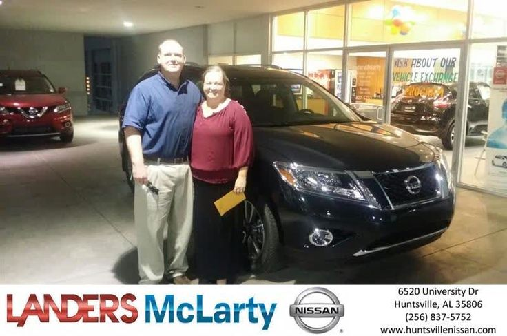 Congratulations Leslie on your #Nissan #Pathfinder from Joe Johnson at Landers McLarty Nissan !  https://deliverymaxx.com/DealerReviews.aspx?DealerCode=RKUY  #LandersMcLartyNissan