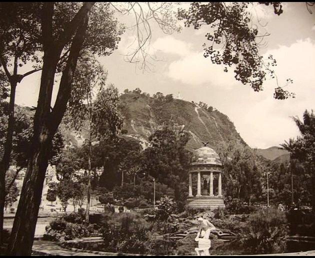 Parque de la Independencia de Bogotá