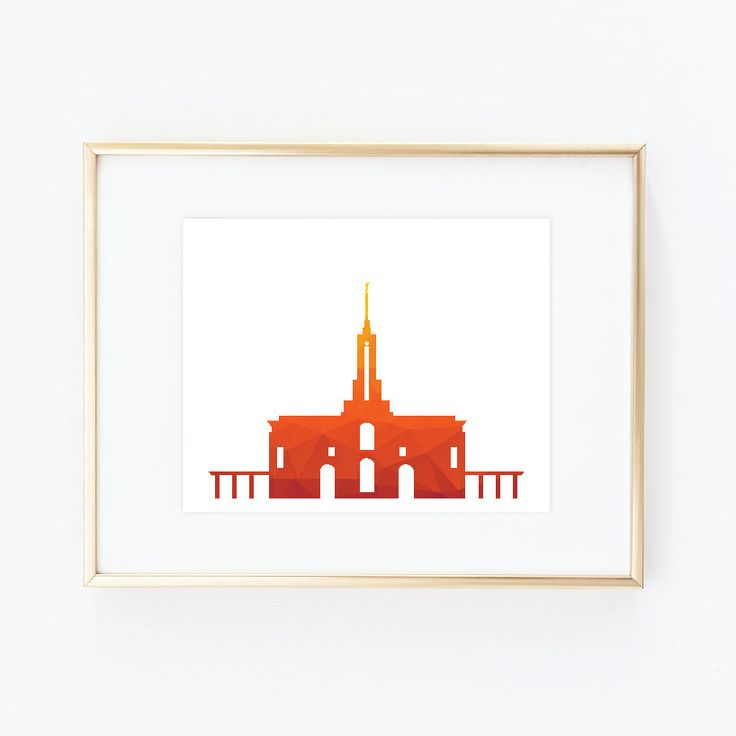 Mount Timpanogos  Temple, LDS Temples, House of the Lord, LDS Printable, LDS Prints, Lds Wall Art, Lds Instant Download, Lds minimalist by QuotableStuff on Etsy