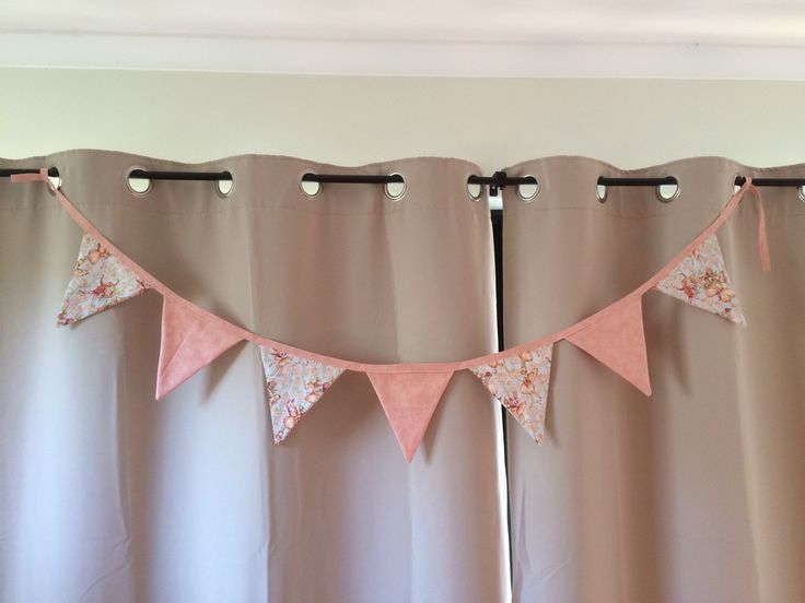 Fairy Bunting, Girl Nursey Decor, Banner by QuiltAroundTheClock on Etsy https://www.etsy.com/au/listing/259350029/fairy-bunting-girl-nursey-decor-banner