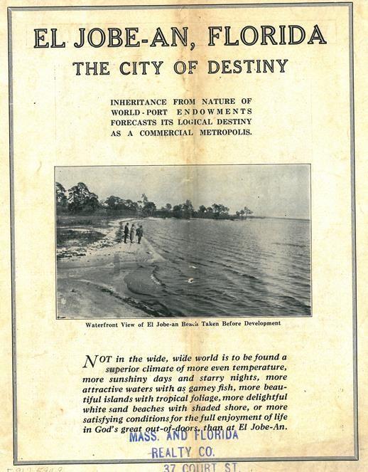 The City Of Destiny Florida Memory Blog City Florida
