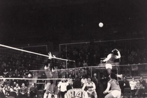 Jimmy George  He is probably one of the least known Indian athletes, yet has contributed so much to the sport of volleyball. Jimmy George ...