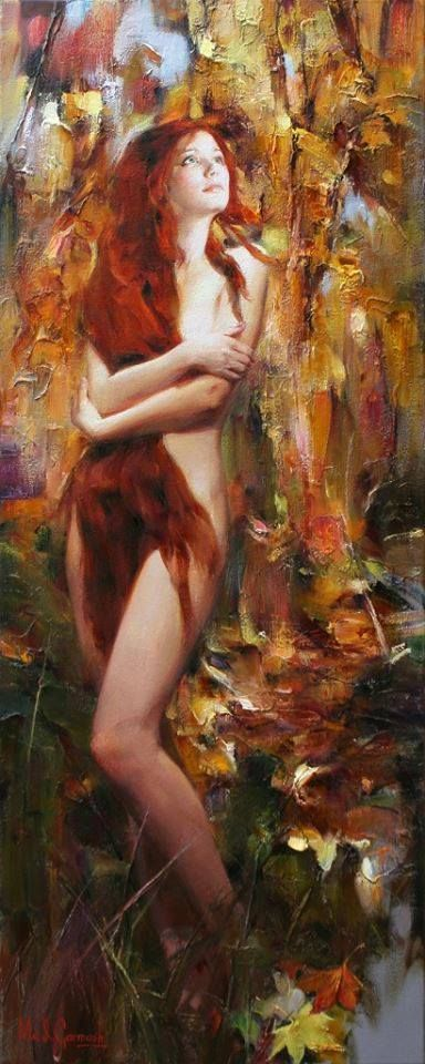 Michael Inessa Garmash
