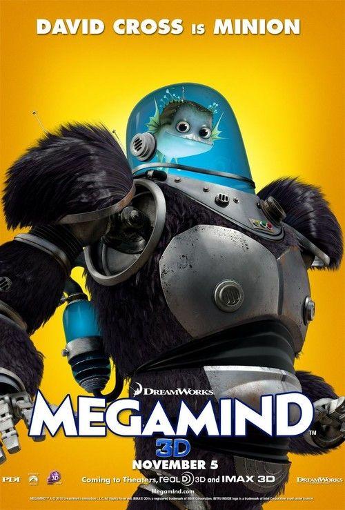 Watch Megamind Full Movie Online