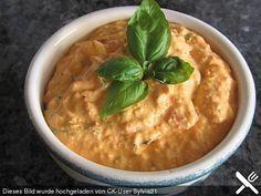 Ajvar - Feta Creme, ein sehr leckeres Rezept aus der Kategorie Vegetarisch. Bewertungen: 28. Durchschnitt: Ø 4,4.