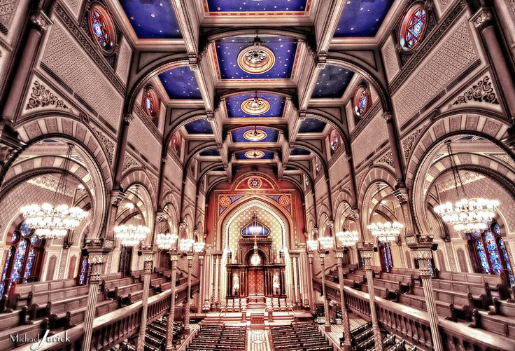 Central Synagogue, NYC | Our Work | Pinterest