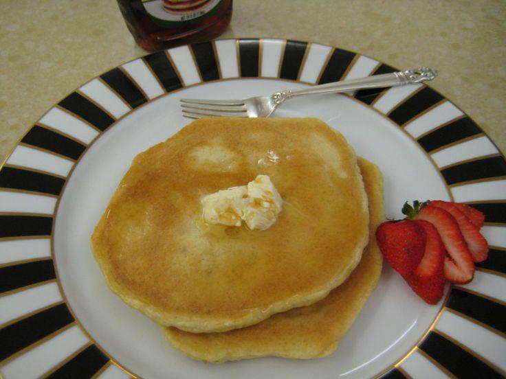 Whey Protein Psylllium Pancakes