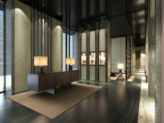 143 best design reception images on pinterest hotel for Hotel reception design