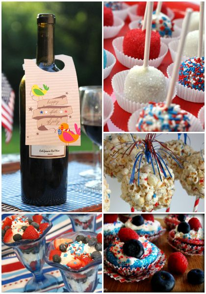 fun 4th of july party invitations