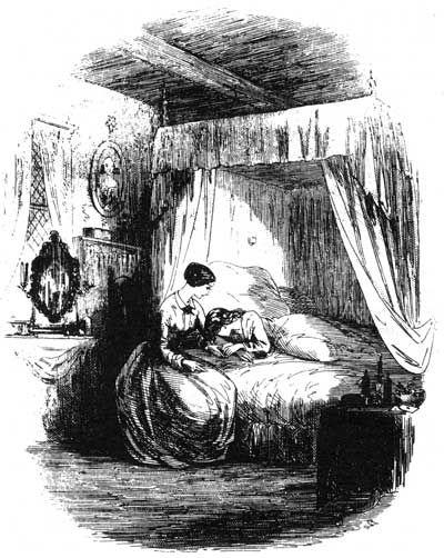 Bleak House Illustrations, Charles Dickens.