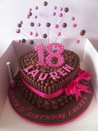 malteaser chocolate cake By Donna1914 on CakeCentral.com