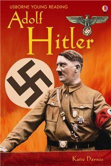 Usborne Young Reading: Adolf Hitler
