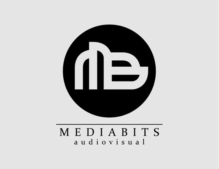 Logotipo realizado para MEDIABITS.