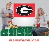 Georgia Bulldogs Party Kit